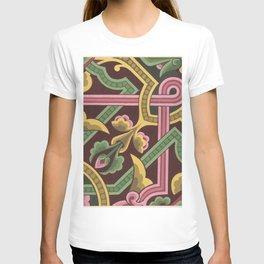 Christopher Dresser Tile 6 T-shirt