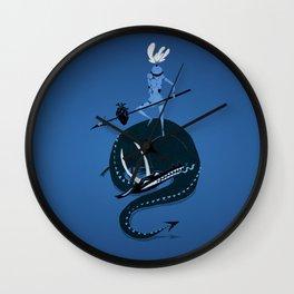 Preux Chevalier Wall Clock