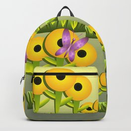 Sunflower Garden Backpack