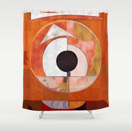 kle[y]e glance Shower Curtain