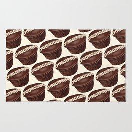 Cupcake Pattern Rug