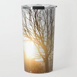 Berlin Sunset Travel Mug