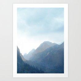 Zion no.3 Art Print