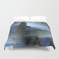 once upon a  time Duvet Covers featuring Once upon a time... by Cherie DeBevoise