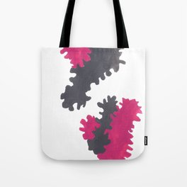 4 // I AM ATATCHED |MATISSE INSPIRED Tote Bag