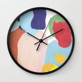 we are often beautiful_1 Wall Clock