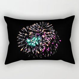 Fireworks 19 Rectangular Pillow