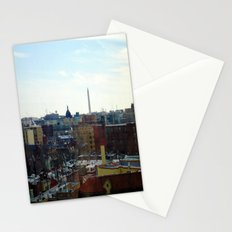 Washington DC Rooftops Stationery Cards