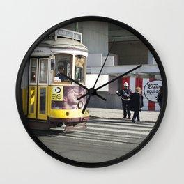 Lisbon Belém funny Wall Clock
