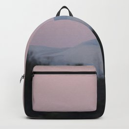 Sunset and Sand Dune Backpack