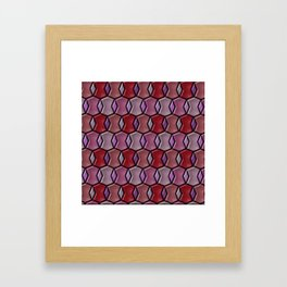 Geometrix 169 Framed Art Print
