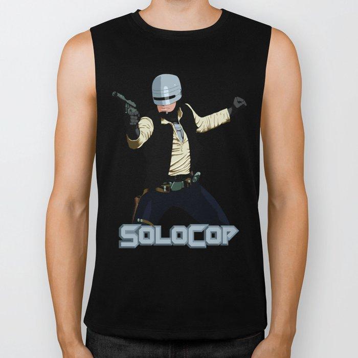SoloCop Biker Tank