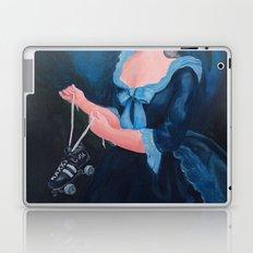 Marie Antoinette, Roller Girl Laptop & iPad Skin