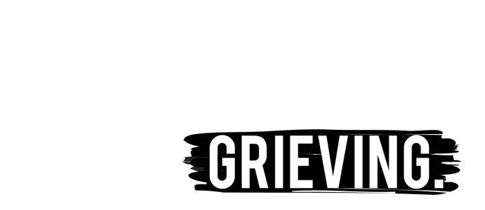 Grieving Coffee Mug