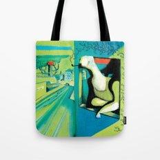 ORANGE ROOM Tote Bag