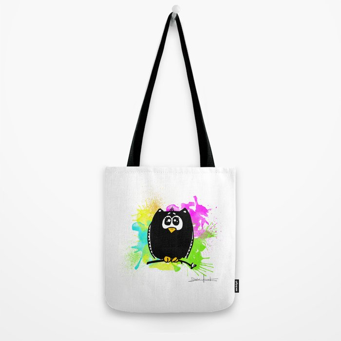 The owl without name Tote Bag