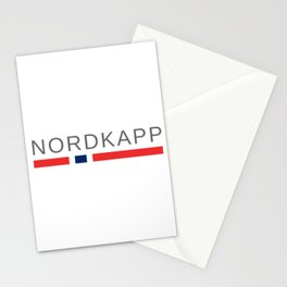 Nordkapp Norway Stationery Cards
