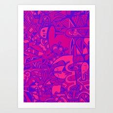 aamu Art Print