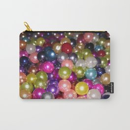 Rainbow beads Carry-All Pouch
