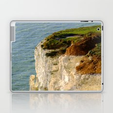 Bright White Cliffs  Laptop & iPad Skin