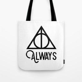 Always (Light) Tote Bag