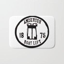 AndertonBoatLift Bath Mat