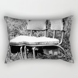 Have A Seat Rectangular Pillow