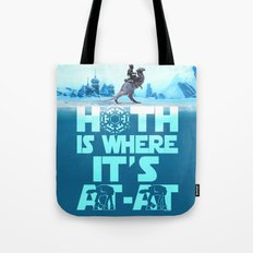 Hoth is Where it's At-At Tote Bag