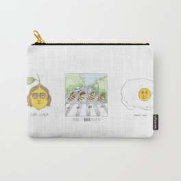 John Lemon the beetles yolko ono Carry-All Pouch