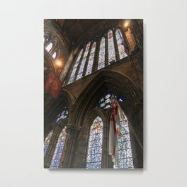 Glasgow Cathedral II Metal Print