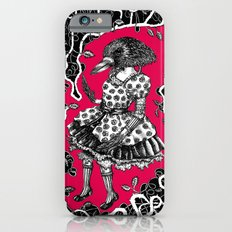 Crow Serie :: Aglaé (red) iPhone 6s Slim Case