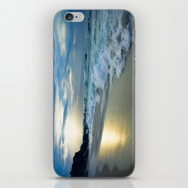 One Dream Sunset Hookipa Beach Maui Hawaii iPhone Skin