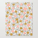 Pebbles cute pattern gender neutral dorm college abstract design minimal modern earth nature by charlottewinter
