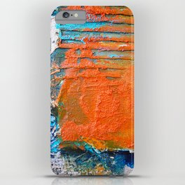 COLOUR · SHAPE · DEPTH iPhone Case