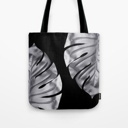 Silver blood Tote Bag