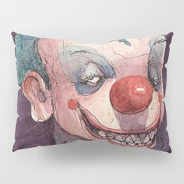 Creepy Clowns Series n.1 Pillow Sham