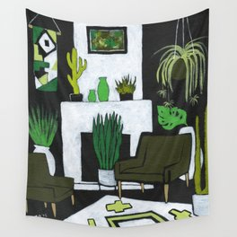 The Green Room Wall Tapestry
