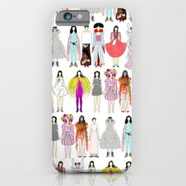 Outfits of Bjork Fashion iPhone Case