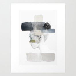 Insideout Art Print