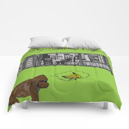 where is all the jungle sketch Comforters