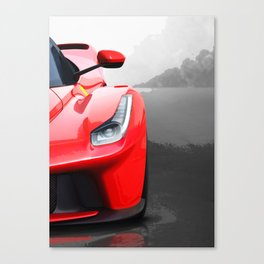 LaFerrari Canvas Print