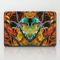 chameleon iPad Cases featuring Chameleon by Geni