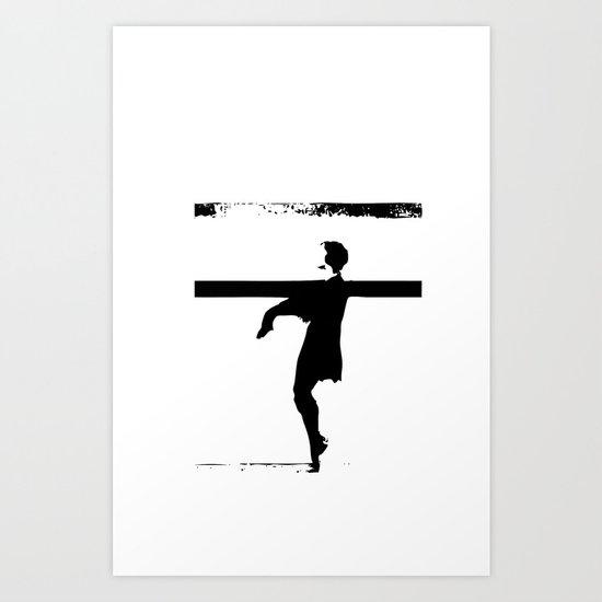 hoctor by steichen  Art Print