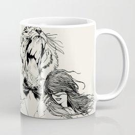 The Tiger's Roar Coffee Mug