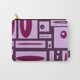 Fun With Creating Purple Play #decor #buyart #society6 Carry-All Pouch