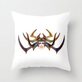Hela - Cate Blanchett Throw Pillow