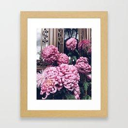 lan su Framed Art Print