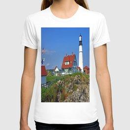 Rocky Coast of Maine T-shirt