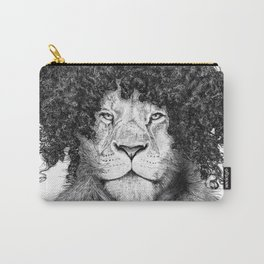 The Bling King Lion Carry-All Pouch