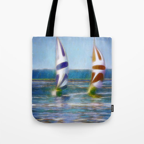 The Wind In Your Sails Tote Bag